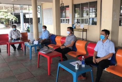 Thành lập tổ tiếp nhận người đã hoàn thành cách ly từ các tỉnh, thành phố về Tây Ninh