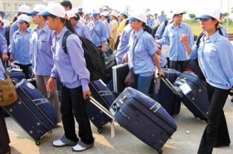 Dừng xuất cảnh đưa lao động đi làm việc ở nước ngoài đến 30/4