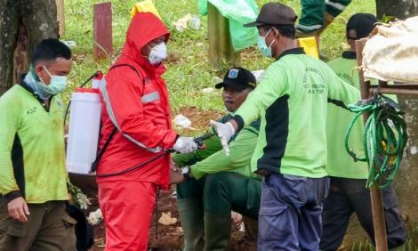 Hoài nghi về số tử vong do Covid-19 của Indonesia