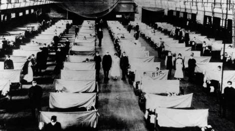 100 năm của chiếc khẩu trang từ cúm Tây Ban Nha đến Covid-19