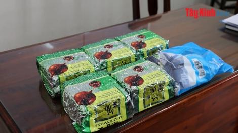 Công an Tây Ninh: Bắt các đối tượng mua bán ma túy từ Campuchia về Việt Nam tiêu thụ