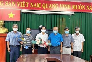 Bệnh viện Đa khoa Tây Ninh có 2 Phó Giám đốc mới