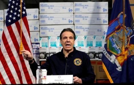 New York ghi nhận số ca tử vong vì Covid-19 kỷ lục
