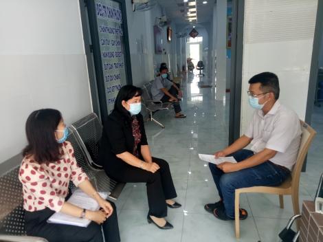 TP.Tây Ninh: Kiểm tra việc chấp hành quy định về phòng, chống dịch Covid-19 tại các cơ sở hành nghề y tế tư nhân