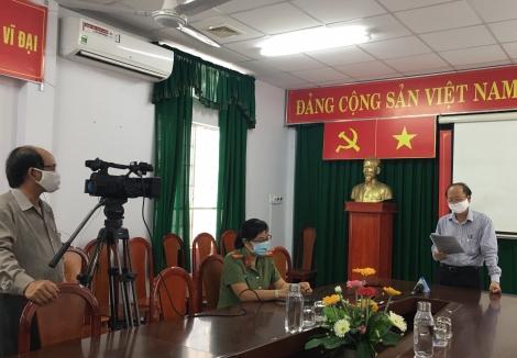 Một bé trai 6 tuổi dương tính với Sars-CoV-2 nhập cảnh tại Tây Ninh