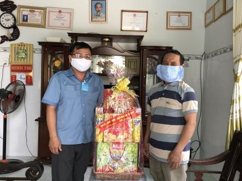 UB.MTTQVN tỉnh: Thăm, chúc tết Chol Chnam Thmay đồng bào dân tộc Khmer, Tamun