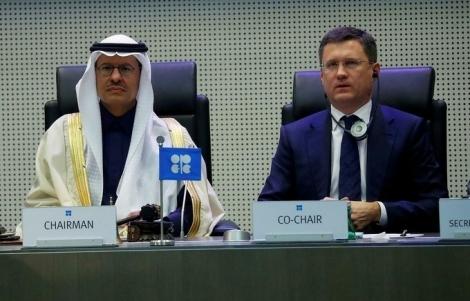 OPEC+ đạt thỏa thuận giảm sản xuất dầu kỷ lục
