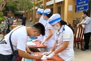 Tây Ninh: 83 người đủ điều kiện hoàn thành cách ly