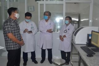 Tây Ninh: Công khai minh bạch thông tin về dịch Covid-19