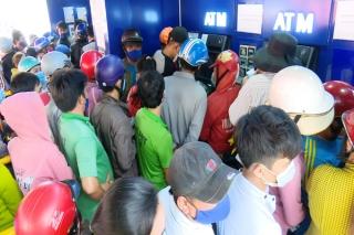 Nguy cơ dịch bệnh từ các cây ATM
