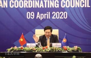 Hợp tác ASEAN đẩy lùi dịch bệnh COVID-19: Đoàn kết là sức mạnh