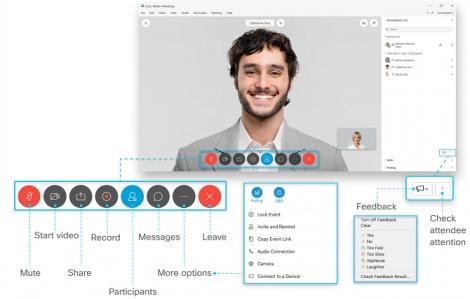 Những phần mềm họp trực tuyến thay thế Zoom