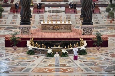 Người công giáo khắp thế giới mừng lễ Phục sinh tại nhà phòng tránh dịch Covid-19