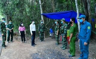 Quân dân Tây Ninh chung tay chống dịch