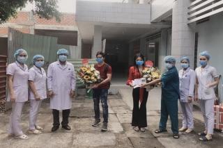 Tây Ninh: Hai bệnh nhân Covid-19 chính thức xuất viện