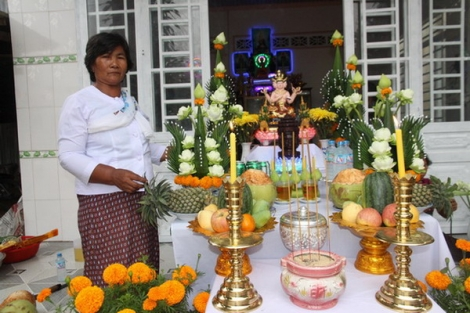 Đồng bào Khmer đón tết an toàn, hạnh phúc