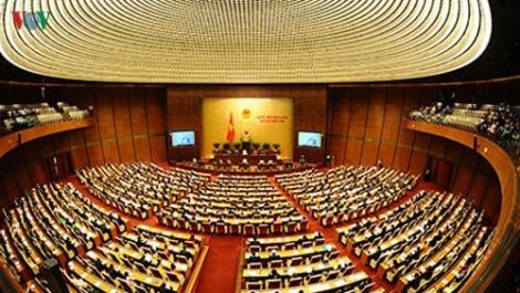 Quốc hội sẽ họp trực tuyến một nửa kỳ họp thứ 9 do Covid-19