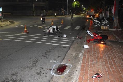 Một tuần, 4 vụ tai nạn giao thông