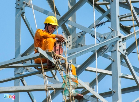 Giá điện giảm 10%