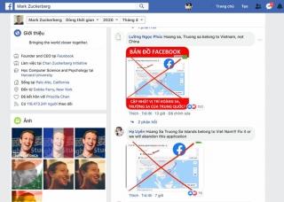 Facebook nhận 'bão một sao' từ người Việt