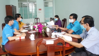 Phúc lợi Agape tặng 100.000 phiếu mua hàng giảm giá cho đoàn viên, người lao động Tây Ninh
