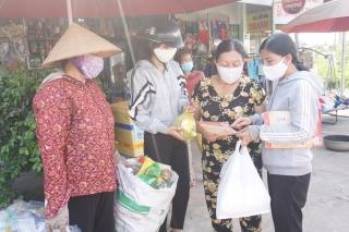 Hội LHPN Tây Ninh: Vận động hỗ trợ phòng, chống dịch trên 1,2 tỷ đồng