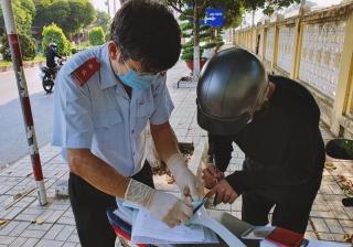 Tây Ninh tiếp tục đẩy mạnh thực hiện các biện pháp cấp bách phòng, chống dịch Covid-19