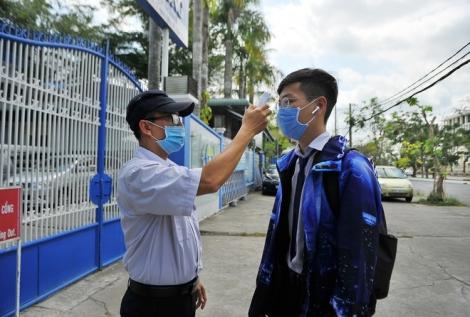 Thêm địa phương cho học sinh đến trường sau cách ly xã hội