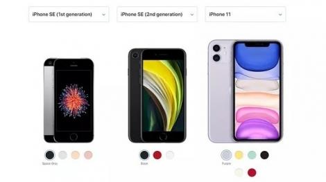 iPhone SE đặt dấu chấm hết cho smartphone nhỏ gọn