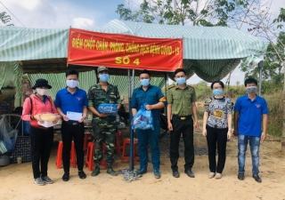 Châu Thành: Chung tay phòng, chống Covid-19