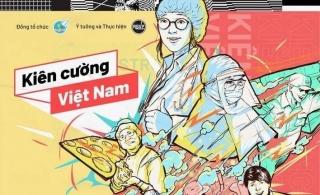 """Liveshow âm nhạc """"Kiên cường Việt Nam"""": Gây quỹ ủng hộ phụ nữ trong công tác phòng chống dịch"""