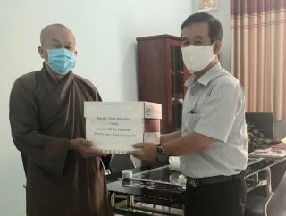 Thành phố Tây Ninh tích cực hỗ trợ phòng, chống Covid-19