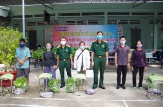 Hổ trợ sản phẩm tăng gia sạch-an toàn cho nhân dân