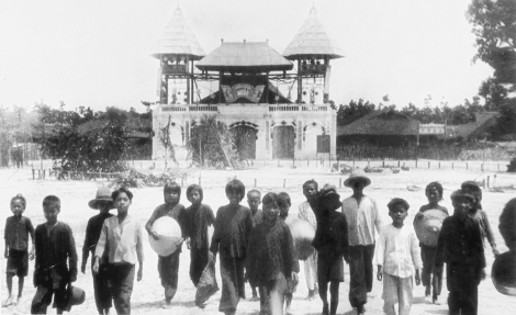 20 năm đầu của ngôi Đền thánh Tây Ninh