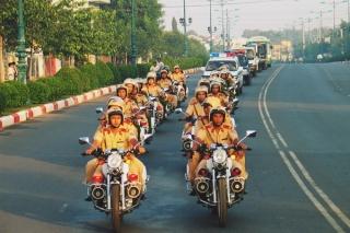Tăng cường thực hiện công tác bảo đảm trật tự an toàn giao thông dịp lễ 30.4 và 01.5
