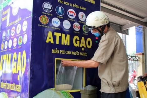 ATM gạo-lan toả nghĩa tình