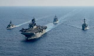 Chuyên gia: Trung Quốc không ngờ vấp phải phản ứng mạnh ở Biển Đông
