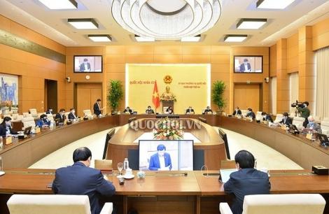 Kỳ họp thứ 9 Quốc hội khóa XIV sẽ họp trực tuyến trong 10 ngày đầu