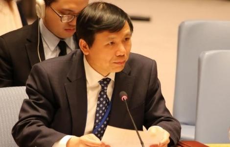 Việt Nam kêu gọi hợp tác quốc tế về thanh niên tại phiên họp của HĐBA