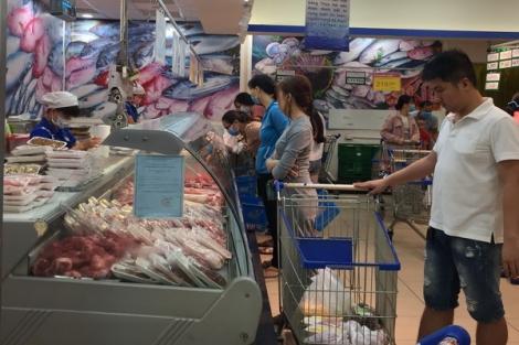 Giá thịt heo vẫn còn cao