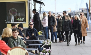 Chiến lược 'miễn dịch cộng đồng' bằng niềm tin của Thụy Điển