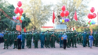 Gò Dầu: Nghiệm thu đề tài Lịch sử lực lượng vũ trang nhân dân huyện Gò Dầu, giai đoạn 1945- 2015
