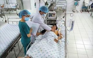 BVĐK Tây Ninh: Cứu sống kịp thời 1 người bị đâm thủng tim