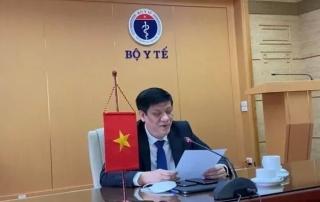Việt Nam chia sẻ kinh nghiệm phòng, chống dịch bệnh Covid-19