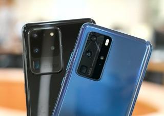 Huawei P40 Pro đọ camera với Galaxy S20 Ultra