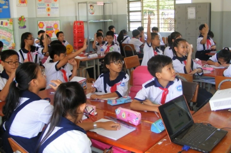 Không tổ chức hội thi giáo viên dạy giỏi vòng tỉnh