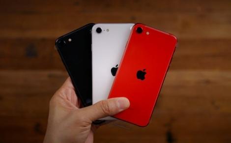 Điểm yếu của iPhone SE