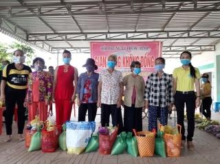 Phước Minh: Gian hàng 0 đồng hỗ trợ hội viên phụ nữ nghèo