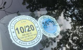 Ôtô quá hạn đăng kiểm bị phạt tối đa 16 triệu đồng