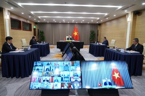 Thủ tướng dự Hội nghị cấp cao trực tuyến Phong trào Không liên kết
